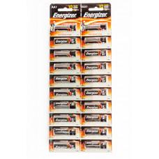 батарейки ENERGIZER R06 BL6 (6x12=72) ALKALINE