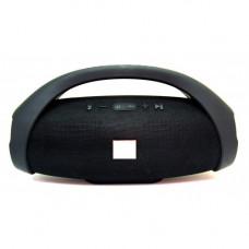 колонка Booms Box Bluetooth USB радио 4 динамика аккумулятор Power Bank