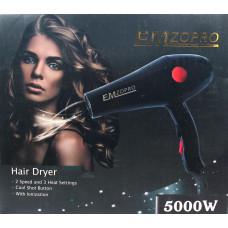 фен EMZopro 4 режима 5000W EM-9900