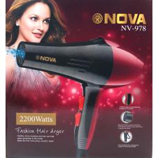 фен NOVA 4 режима 2200W NV-978