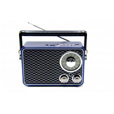 радиоприемник Ретро KEMAI MD-1177BT Bluetooth USB SD аккумулятор