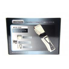 машинка для стрижки волос+доп.аккумулятор+сменные насадки Watson RFCD-3500