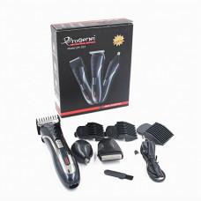 машинка для стрижки волос+бритва+триммер 3в1 Gemei GM-593