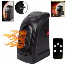 обогреватель в розетку+пульт+экран Handy Heater 400W