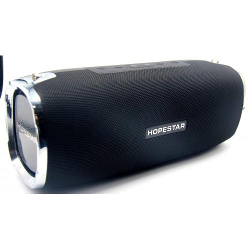 колонка HOPESTAR A6 Bluetooth USB SD радио 4 динамика аккумулятор Power Bank (оригинал)