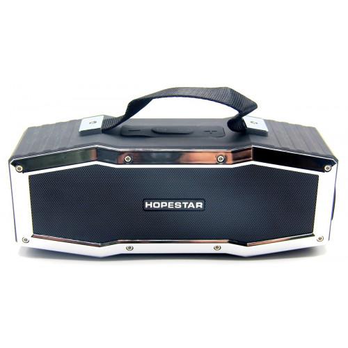 колонка HOPESTAR A9 Bluetooth USB SD радио 4 динамика аккумулятор Power Bank (оригинал)
