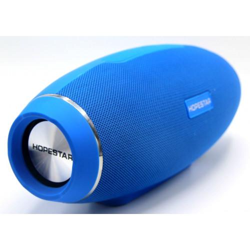 колонка HOPESTAR H20 Bluetooth USB SD радио 4 динамика аккумулятор Power Bank (оригинал)