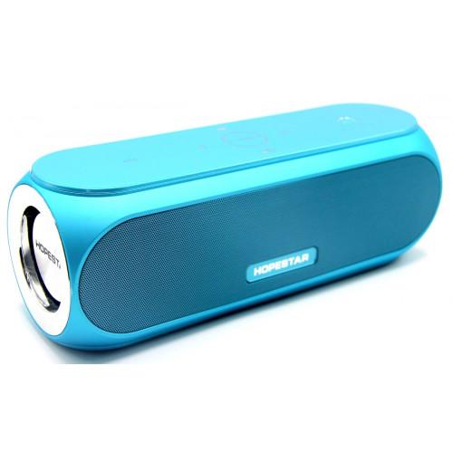 колонка HOPESTAR H19 Bluetooth USB SD радио 4 динамика аккумулятор Power Bank (оригинал)