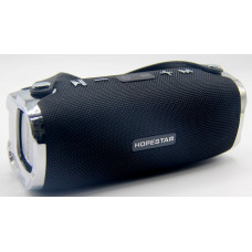 колонка HOPESTAR H24 Bluetooth USB SD радио 4 динамика аккумулятор Power Bank (оригинал)