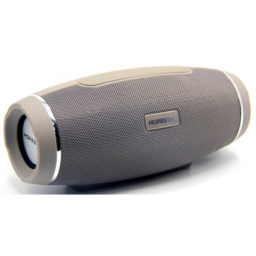 колонка HOPESTAR H27 Bluetooth USB SD радио 4 динамика аккумулятор (оригинал)