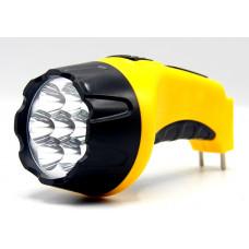 фонарик+аккумулятор+зарядка от сети 825-A