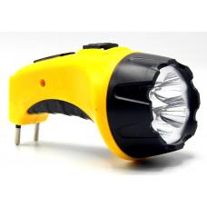 фонарик+аккумулятор+зарядка от сети 827A-4