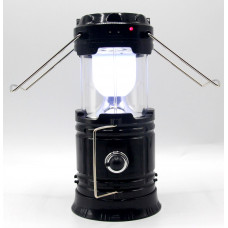 фонарик лампа зарядка от сети солнечная зарядка USB CL-H58