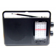 радиоприемник GOLON Bluetooth USB SD аккумулятор ICF-F20BT