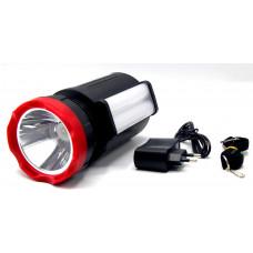 фонарик лампа зарядка от сети USB 3 режима YG-2895U