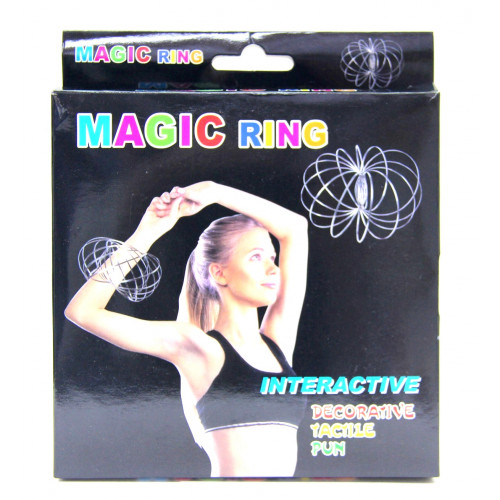 Кинетические массажные кольца Magic ring