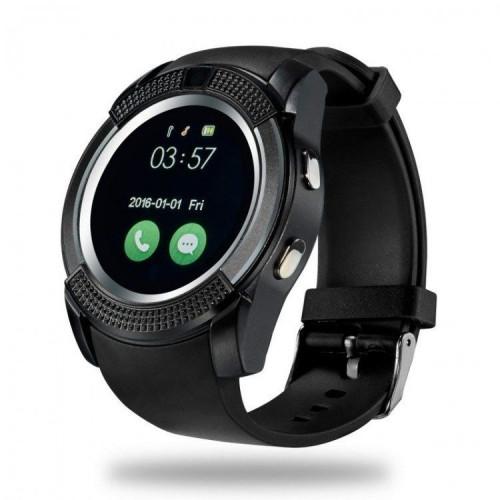 умные часы Smart watch+SIM+камера V8
