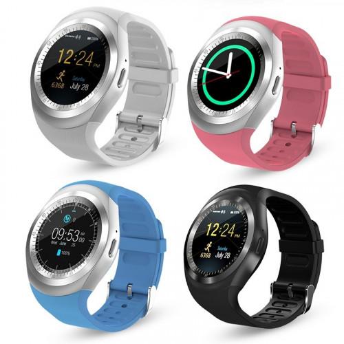 умные часы Smart watch+SIM Y1