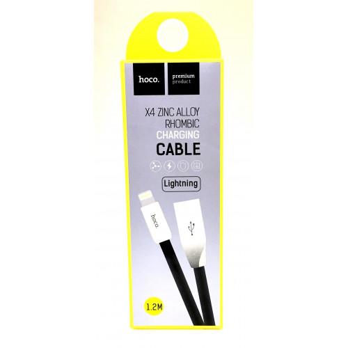 кабель iphone HOCO X4