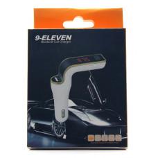FM модулятор Bluetooth USB 9-11 9-ELEVEN