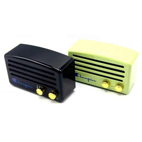 колонка ретро Bluetooth SD радио аккумулятор Champion CL43