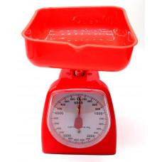 весы кухонные 074 (от 40г до 5кг)
