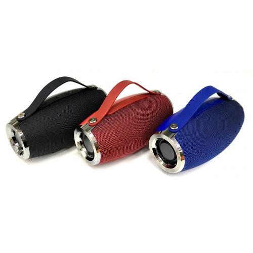 колонка мини E16 Bluetooth USB радио 4 динамика аккумулятор (1 сорт)