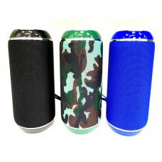колонка Portable TG-117+Bluetooth+USB+радио+4 динамика+аккумулятор (1 сорт)
