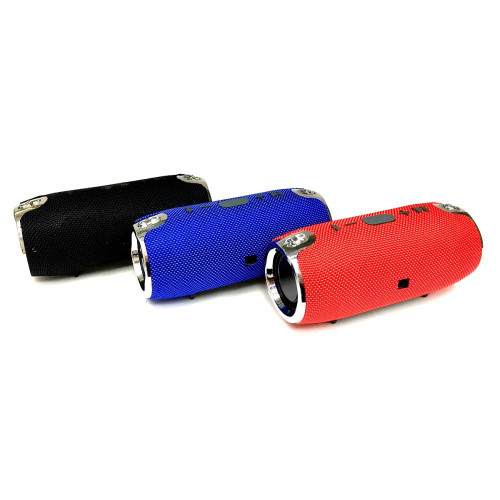 колонка Portable XTEMRE Bluetooth USB радио 4 динамика аккумулятор (1 сорт)