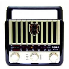 радиоприемник Meier USB SD аккумулятор M-U122