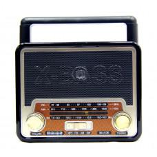 радиоприемник Meier USB SD аккумулятор M-U126