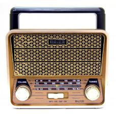 радиоприемник Meier USB SD аккумулятор M-U128