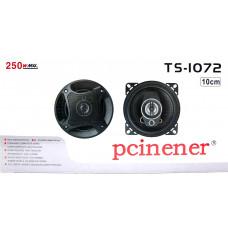 автоколонка 10см/250w TS-1072