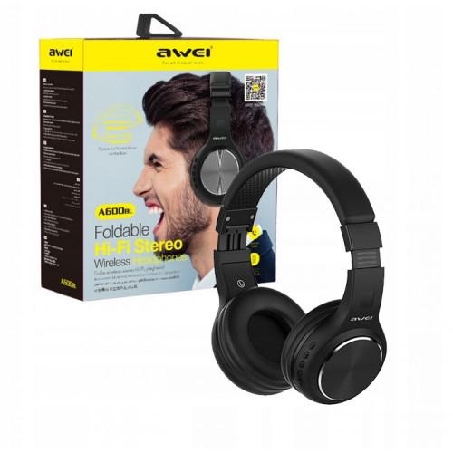 наушники беспроводные Bluetooth микрофон Awei A600BL