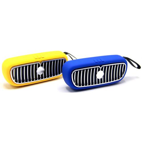 колонка Maserati Bluetooth USB SD радио аккумулятор NBS-14