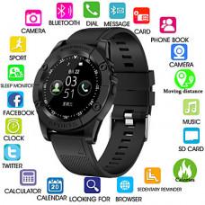 умные часы Smart watch SIM SD интернет камера фитнес браслет SW98