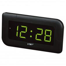 часы настенные VST-739/2 (зеленый) 1 сорт