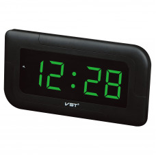 часы настенные VST-739/4 (ярко-зеленый) 1 сорт