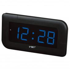 часы настенные VST-739/5 (ярко-синий) 1 сорт