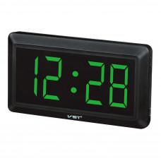 часы настенные VST-780/4 (ярко-зеленый) 1 сорт