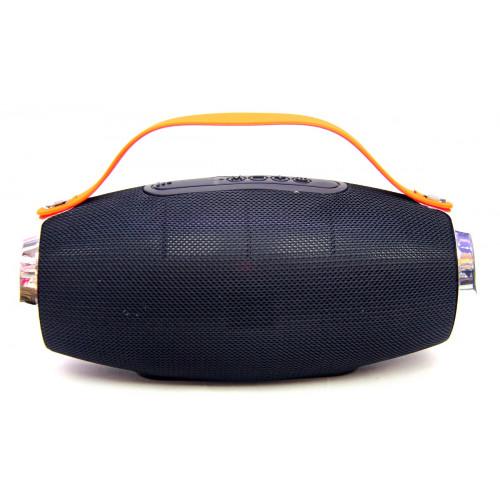 колонка RUGBY S9 Bluetooth USB радио 4 динамика аккумулятор Power Bank
