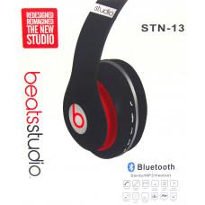 наушники STUDIO STN-13 SD плеер мик радио Bluetooth