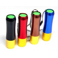 фонарик металлический MX-915 COB