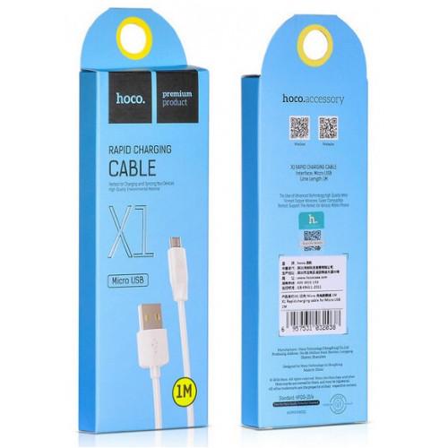 кабель Micro 1метр Hoco X1