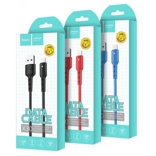 кабель iphone 1,2метра Hoco X30