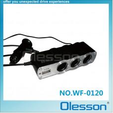 разветвитель прикуривателя WF0120