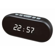 часы настольные VST-712/6 (белый) 1 сорт