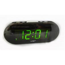 часы настольные VST-717/2 (зеленый) 1 сорт