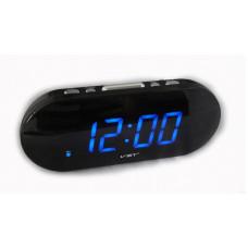 часы настольные VST-717/5 (ярко-синий) 1 сорт