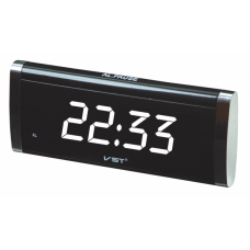 часы настольные VST-730/6 (белый) 1 сорт